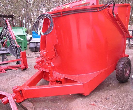Μηχανήματα bio composting